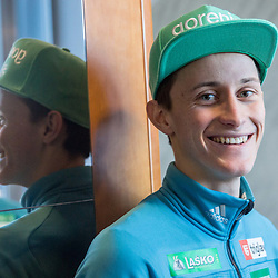 20171220: SLO, Nordic Ski - Press conference of Slovenian Ski Jumping and Cross Country teams