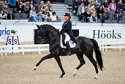 Isachkina Regina, RUS, Sun of May Life<br /> LONGINES FEI World Cup&trade; Finals Gothenburg 2019<br /> &copy; Hippo Foto - Stefan Lafrentz<br /> 05/04/2019