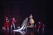 Bay Pointe Ballet performs Coppelia at the San Mateo Performing Arts Center in San Mateo, California, on February 22, 2015. (Stan Olszewski/SOSKIphoto)