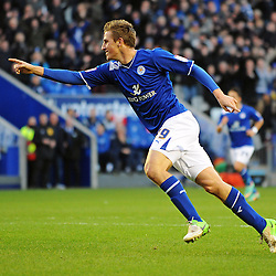 Leicester  v Huddersfield | Championship | 1 January 2013
