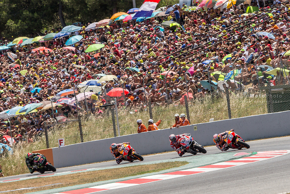 2017 MotoGP World Championship, Round 7, Catalunya, Spain, 11  June 2016