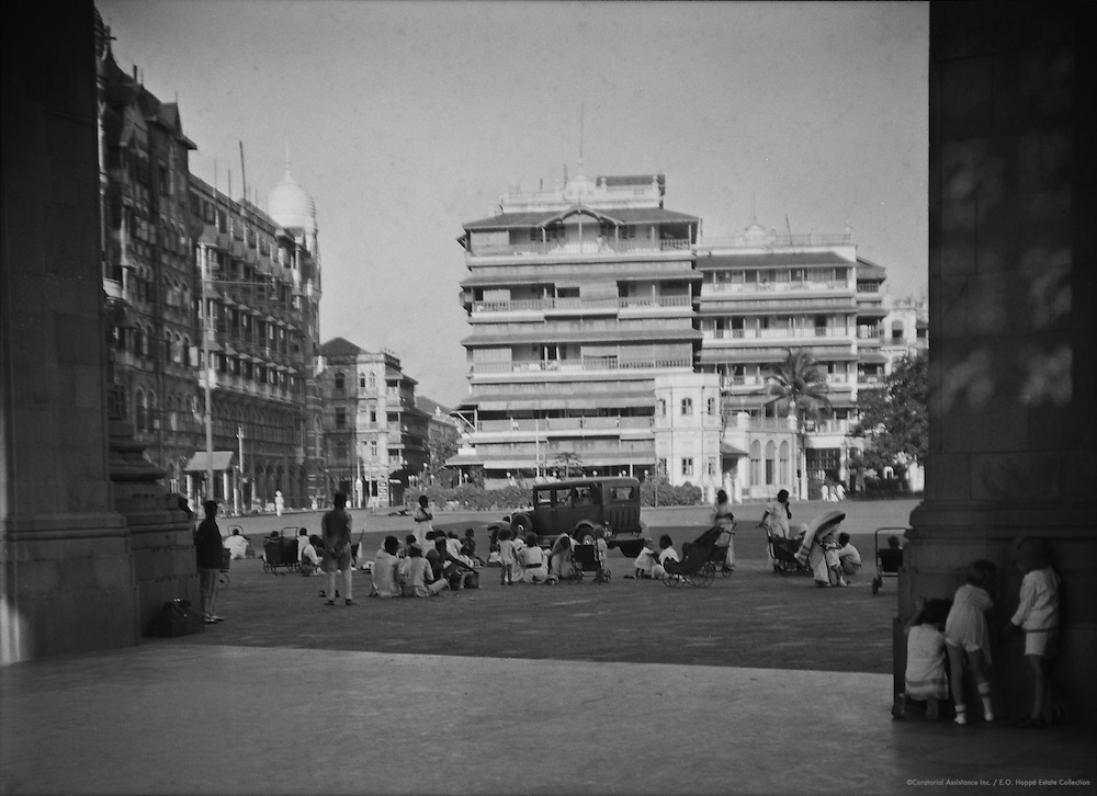 Children of the Wealthy Playing at 8 a.m, Bombay, India, 1929