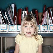 Heidi Schaefer. Casey Brennan's kindergarten class at Hopkins Elementary School in Sherwood on Wednesday, May 23, 2012.
