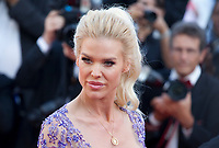 Victoria Silvstedt at the Ash Is The Purest White (Jiang Hu Er Nv) gala screening at the 71st Cannes Film Festival, Friday 11th May 2018, Cannes, France. Photo credit: Doreen Kennedy