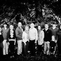SANDERS FAMILY PORTRAIT LARGE FORMAT