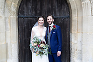 Wedding - Harriet and Ben  22nd September 2018