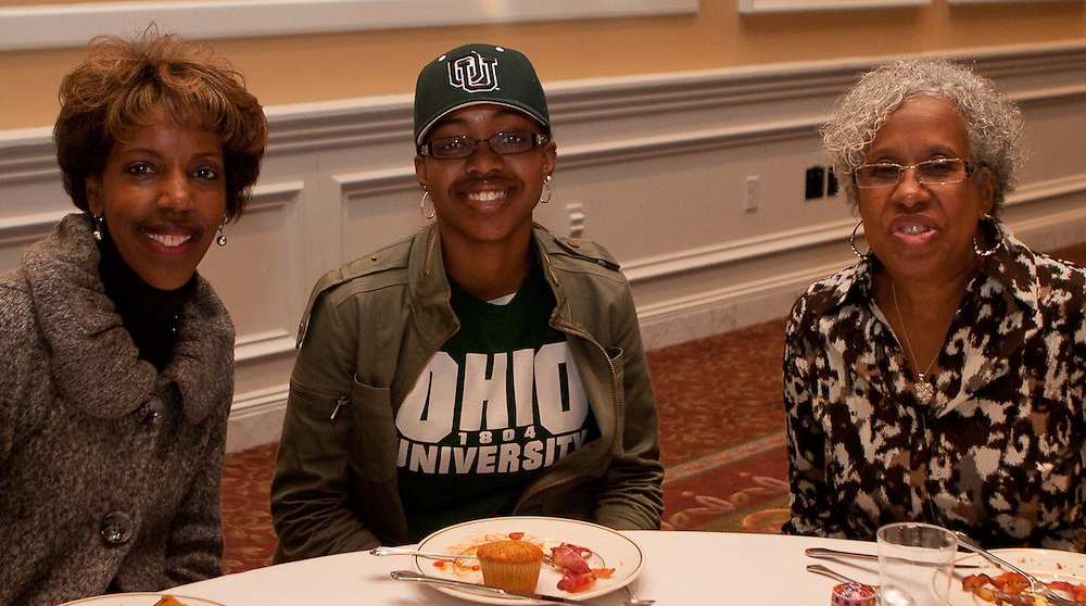 Parents Weekend. © Ohio University / Photo by Wayne Thomas