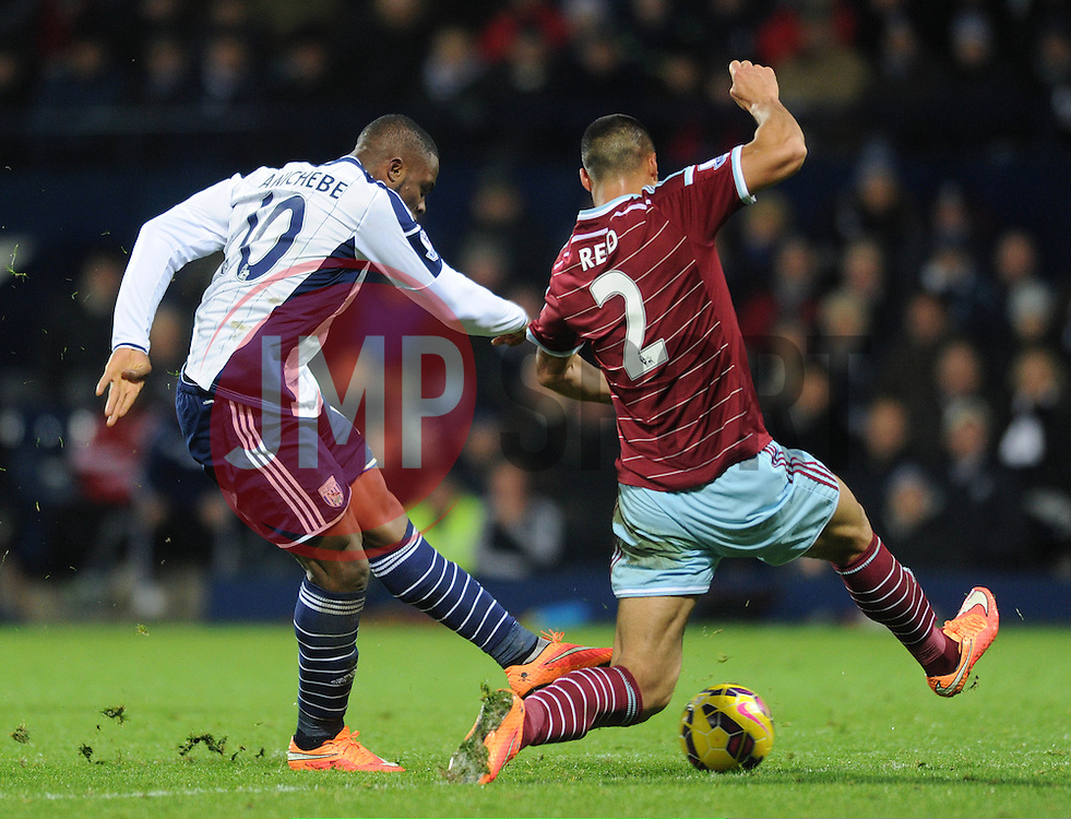 - Photo mandatory by-line: Dougie Allward/JMP - Mobile: 07966 386802 - 02/12/2014 - SPORT - Football - West Bromwich - The Hawthorns - West Bromwich Albion v West Ham United - Barclays Premier League