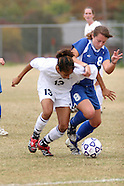 OC Women's Soccer vs Oklahoma City (Region VI Tournament) - 11/6/2006
