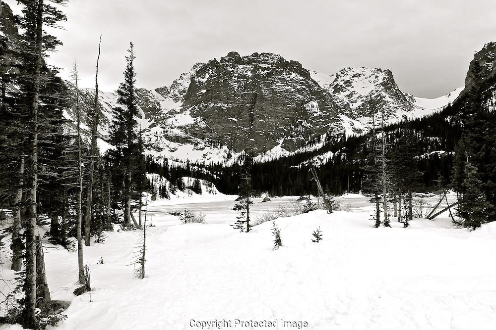 The Frozen Loch