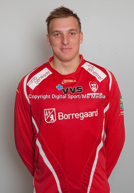 Fotball , Tippeligaen 2013 , Eliteserien , portrett , portretter , Sarpsborg08 , Christian Kroglund Sukke<br /> Foto: Astrid M. Nordhaug
