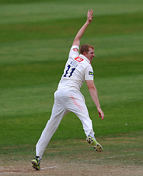 Sussex's Luke Wells - Photo mandatory by-line: Harry Trump/JMP - Mobile: 07966 386802 - 08/07/15 - SPORT - CRICKET - LVCC - County Championship Division One - Somerset v Sussex- Day Four - The County Ground, Taunton, England.