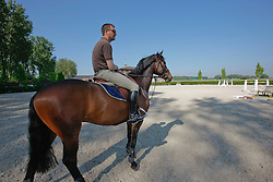 De Roock Gilbert (BEL)<br /> Stephex stables<br /> Wolvertem 2008<br /> Photo © Hippo Foto