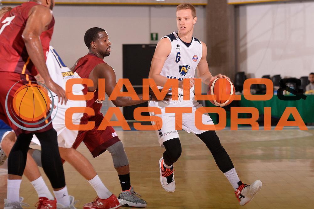 Andrea Amato<br /> Vanoli Cremona - Galatasaray<br /> Lega Basket Serie A 2016/2017<br /> Bormio 03/09/2016<br /> Foto Ciamillo-Castoria