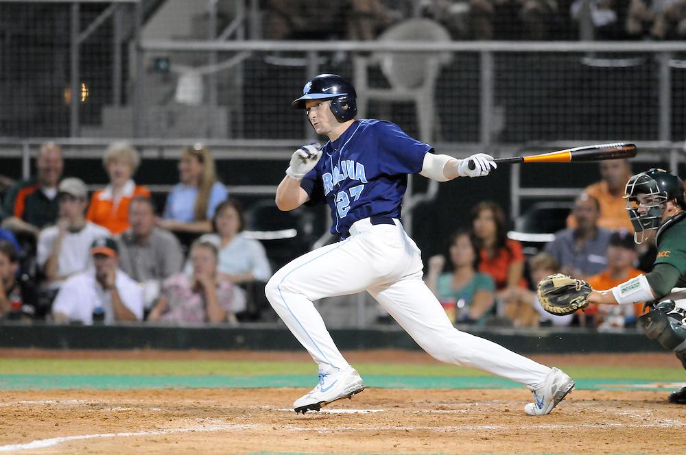 2008 North Carolina Baseball @ Miami