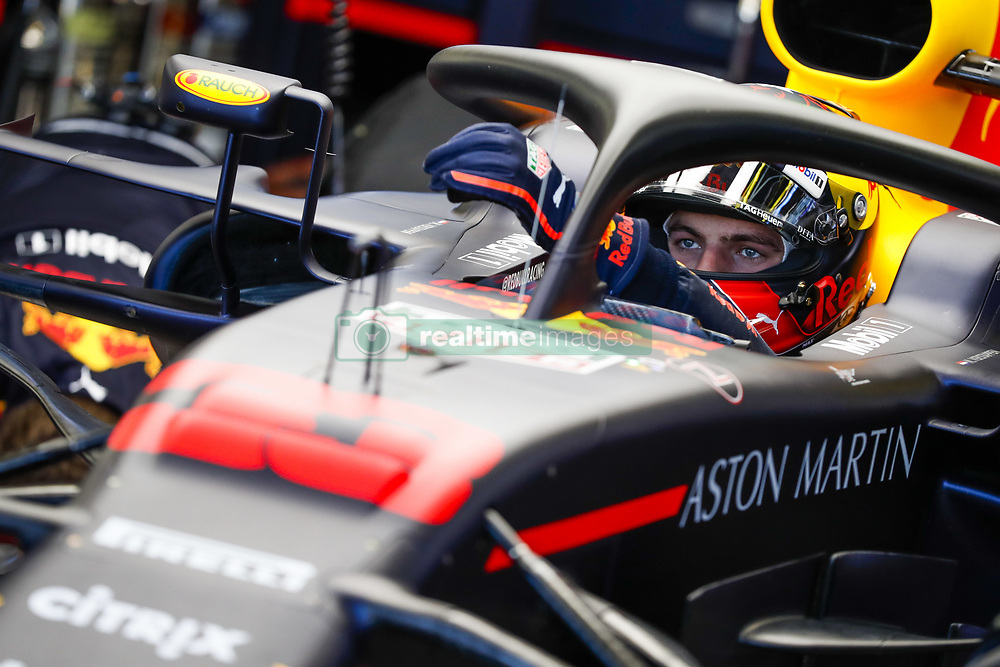 March 23, 2018 - Melbourne, Victoria, Australia - VERSTAPPEN Max (ned), Aston Martin Red Bull Tag Heuer RB14, portrait during 2018 Formula 1 championship at Melbourne, Australian Grand Prix, from March 22 To 25 - Photo  Motorsports: FIA Formula One World Championship 2018, Melbourne, Victoria : Motorsports: Formula 1 2018 Rolex  Australian Grand Prix,   #33 Max Verstappen (NDL, Red Bull Racing) (Credit Image: © Hoch Zwei via ZUMA Wire)