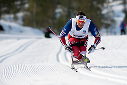 LARSEN Trygve Steinar, NOR, Long Distance Cross Country, 2015 IPC Nordic and Biathlon World Cup Finals, Surnadal, Norway