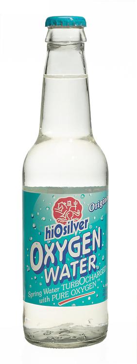 hiosilver oxygen water