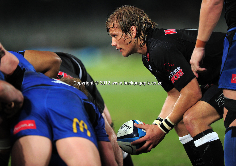 Charl McLoed of the Mr Price Sharks<br /> &copy; Backpagepix