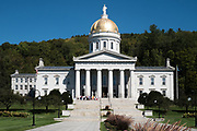 Vermont State House, Montpelier, Vermont, USA
