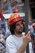 MayDay Parade 2013, Milano. CUB.