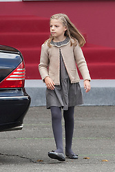 12.10.2015, Madrid, Madrid, ESP, Spanischer Nationalfeiertag, Royals, im Bild Princess Sofia of Spain // during the celebration of the Spanish National Day military parade in Madrid in Madrid, Spain on 2015/10/12. EXPA Pictures © 2015, PhotoCredit: EXPA/ Alterphotos/ Victor Blanco<br /> <br /> *****ATTENTION - OUT of ESP, SUI*****