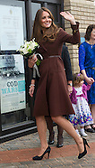 Kate Middleton Pregnant With 2nd Child -2
