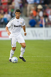 07 August 2009: Real Madrid midfielder Cristiano Ronaldo #9 in action during a FIFA international friendly soccer match between Real Madrid and Toronto FC at BMO Field in Toronto..Real Madrid won 5-1. (Credit Image: © SCG/ZUMApress.com)