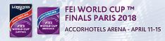 Paris - FEI World Cup Finals 2018