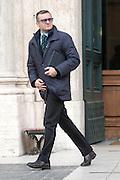 2013/03/19 Roma, parlamentari in Piazza Montecitorio. Nella foto Enrico Zanetti.<br /> Rome, parliamentarians in Montecitorio Square. In the picture Enrico Zanetti - &copy; PIERPAOLO SCAVUZZO