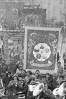 David Jones memorial march, Moorthorpe