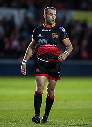 Dragons' Sarel Pretorius in action <br /> <br />  - Mandatory by-line: Craig Thomas/JMP - 15/09/2017 - RUGBY - Rodney Parade - Newport, Gwent, Wales - Newport Gwent Dragons v Connacht Rugby - Guinness Pro 14