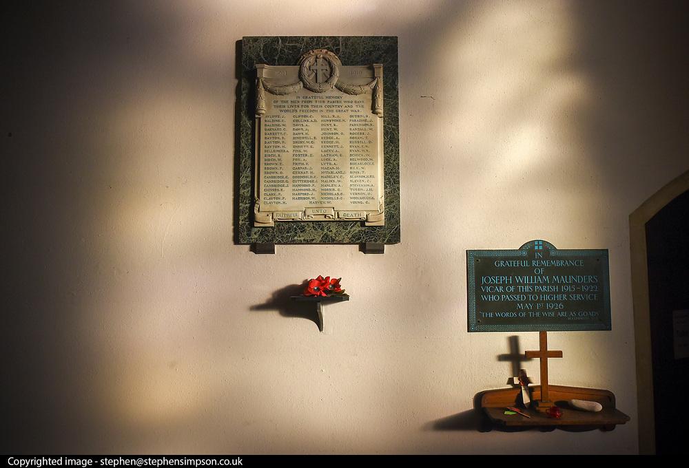 Kingston Upon Thames, UK.  St John's Church.  Photo credit: Stephen Simpson