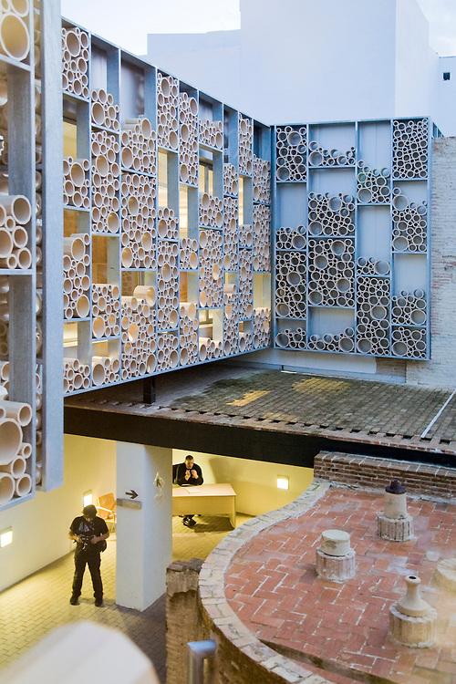 Centro Ceramica Triana. Sevilla. AF6 Architects
