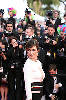 Paz Vega at the gala screening Madagascar 3: Europe's Most Wanted at the 65th Cannes Film Festival. On Friday 18th May 2012 in Cannes Film Festival, France.