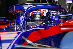July 28, 2018 - Budapest, Hungary - Motorsports: FIA Formula One World Championship 2018, Grand Prix of Hungary, .#10 Pierre Gasly (FRA, Red Bull Toro Rosso Honda) (Credit Image: © Hoch Zwei via ZUMA Wire)