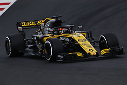 February 26, 2018 - Barcelona, Catalonia, Spain - February 26, 2018 - Circuit de Barcelona-Catalunya, Montmelo, Spain - Formula One preseason 2018; Carlos SAINZ Renault Sport F1 Team, Renault R.S. 18 during the afternoon session. (Credit Image: © Eric Alonso via ZUMA Wire)
