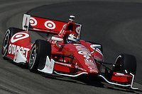 Scott Dixon, Milwaukee IndyFest, Milwaukee Mile, West Allis, WI 06/16/12