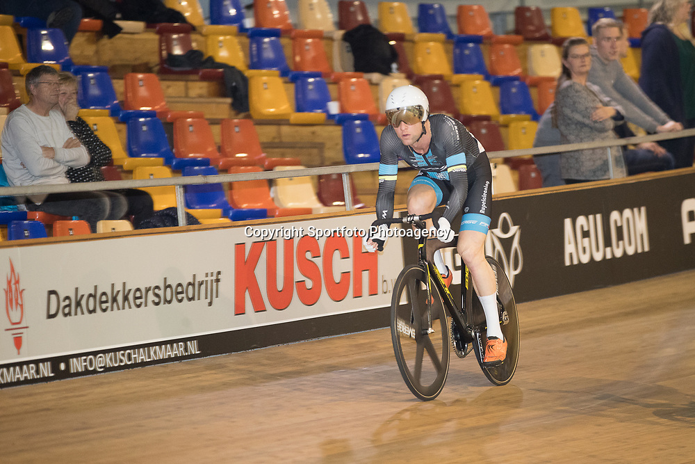 28-12-2017: Wielrennen: NK Baan: Alkmaar<br />ROy Pieters