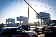 Verkehr in Koeln - traffic in Cologne
