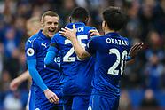 Leicester City v Stoke City 010417