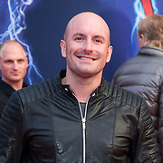 NLD/Amsterdam/20140422 - Premiere The Amazing Spiderman 2, Dean Saunders