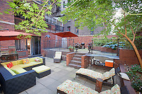 Patio Gardent at 510 East 80th Street