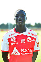 ? - 28.09.2015 - Photo officielle Reims - Ligue 1<br /> Photo : Dave Winter / Icon Sport