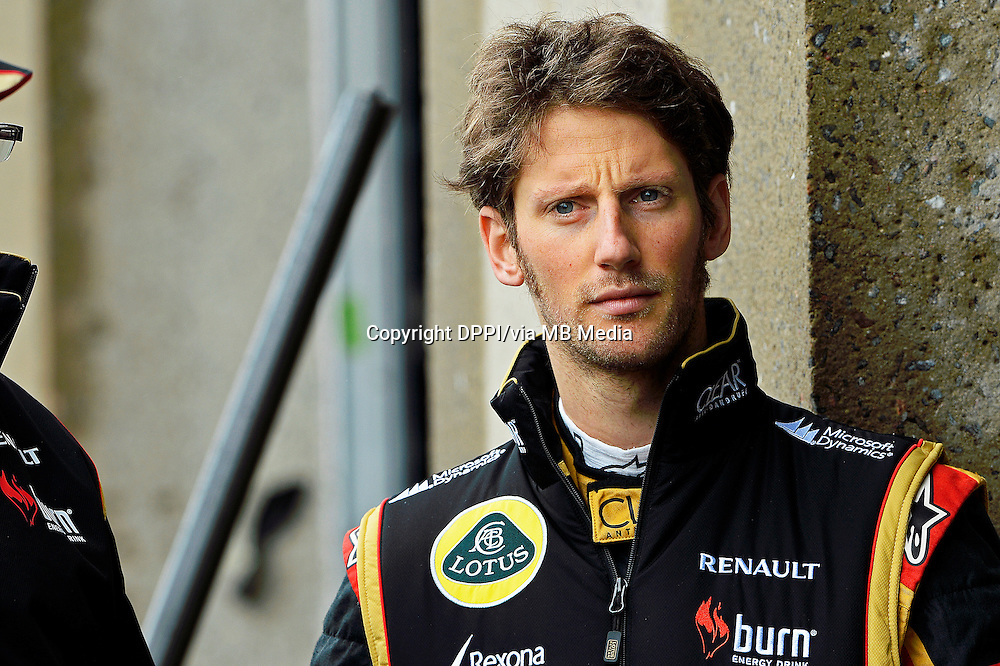 MOTORSPORT - F1 2013 - GRAND PRIX OF CANADA - MONTREAL (CAN) - 07 TO 09/06/2013 - PHOTO ERIC VARGIOLU / DPPI GROSJEAN ROMAIN (FRA) - LOTUS E21 RENAULT - AMBIANCE PORTRAIT