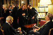 LORD NEIL; CAROLINE MICHEL; BROOKS NEWSMARK; BILL CASH, Celebration of the  200TH Anniversary of the  Birth of Rt.Hon. John Bright MP  and the publication of <br /> ÔJohn Bright: Statesman, Orator, AgitatorÕ by Bill Cash MP. Reform Club. London. 14 November 2011. <br /> <br />  , -DO NOT ARCHIVE-© Copyright Photograph by Dafydd Jones. 248 Clapham Rd. London SW9 0PZ. Tel 0207 820 0771. www.dafjones.com.<br /> LORD NEIL; CAROLINE MICHEL; BROOKS NEWSMARK; BILL CASH, Celebration of the  200TH Anniversary of the  Birth of Rt.Hon. John Bright MP  and the publication of <br /> 'John Bright: Statesman, Orator, Agitator' by Bill Cash MP. Reform Club. London. 14 November 2011. <br /> <br />  , -DO NOT ARCHIVE-© Copyright Photograph by Dafydd Jones. 248 Clapham Rd. London SW9 0PZ. Tel 0207 820 0771. www.dafjones.com.