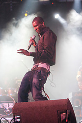 Wretch 32 play the King Tut's Wah Wah Tent..T in the Park on Friday 8th July 2011. T in the Park 2011 music festival takes place from 7-10th July 2011 in Balado, Fife, Scotland..©Pic : Michael Schofield.