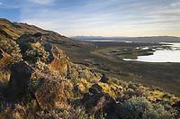 Hart Mountain National Antelope Refuge Oregon