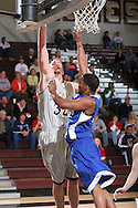 OC Men's Basketball vs Lubbock Christian.January 6, 2007.63-57 loss