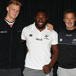 24,04,2017 The Cell C Sharks Press Conference